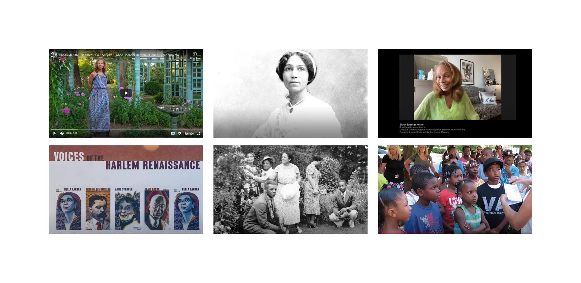 Landslide 2020: Women Take the Lead - Landslide 2020 screen grabs about Anne Spencer