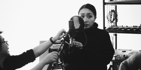 Go behind the scenes with Armi Millare's 'Kapit' music video shoot – photo gallery
