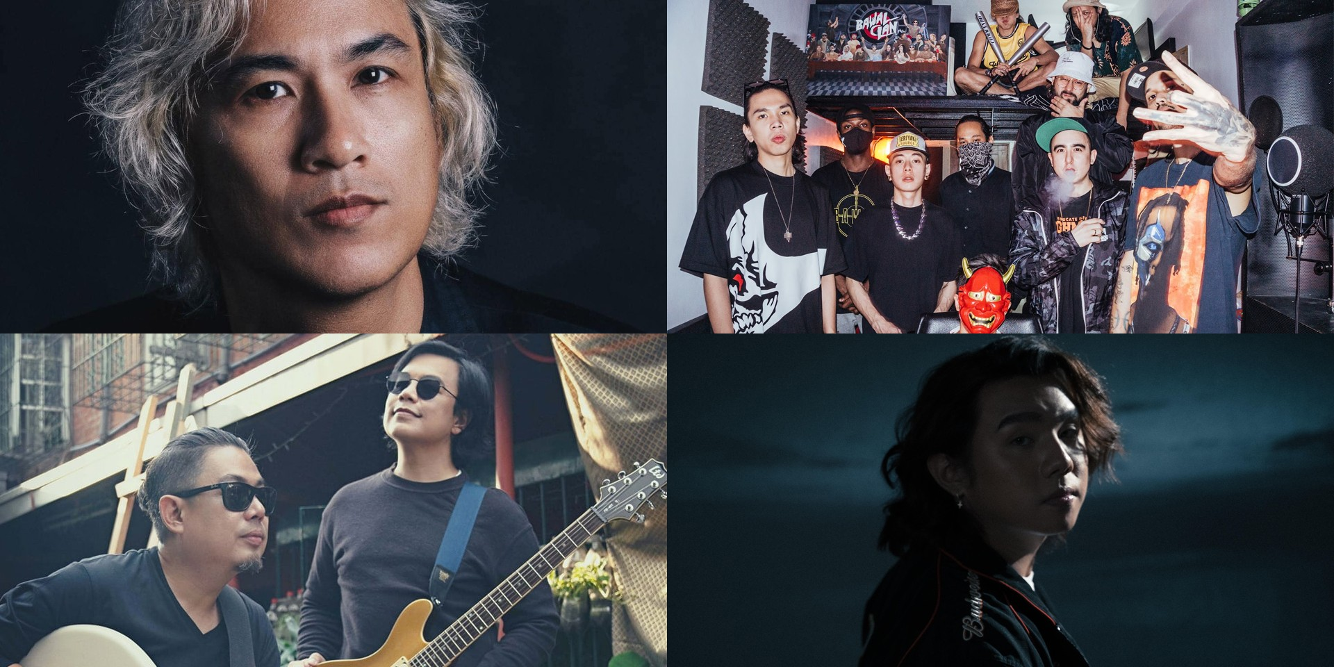 Ely Buendia, Bawal Clan, SUZARA, Zack Tabudlo, and more release new music – listen