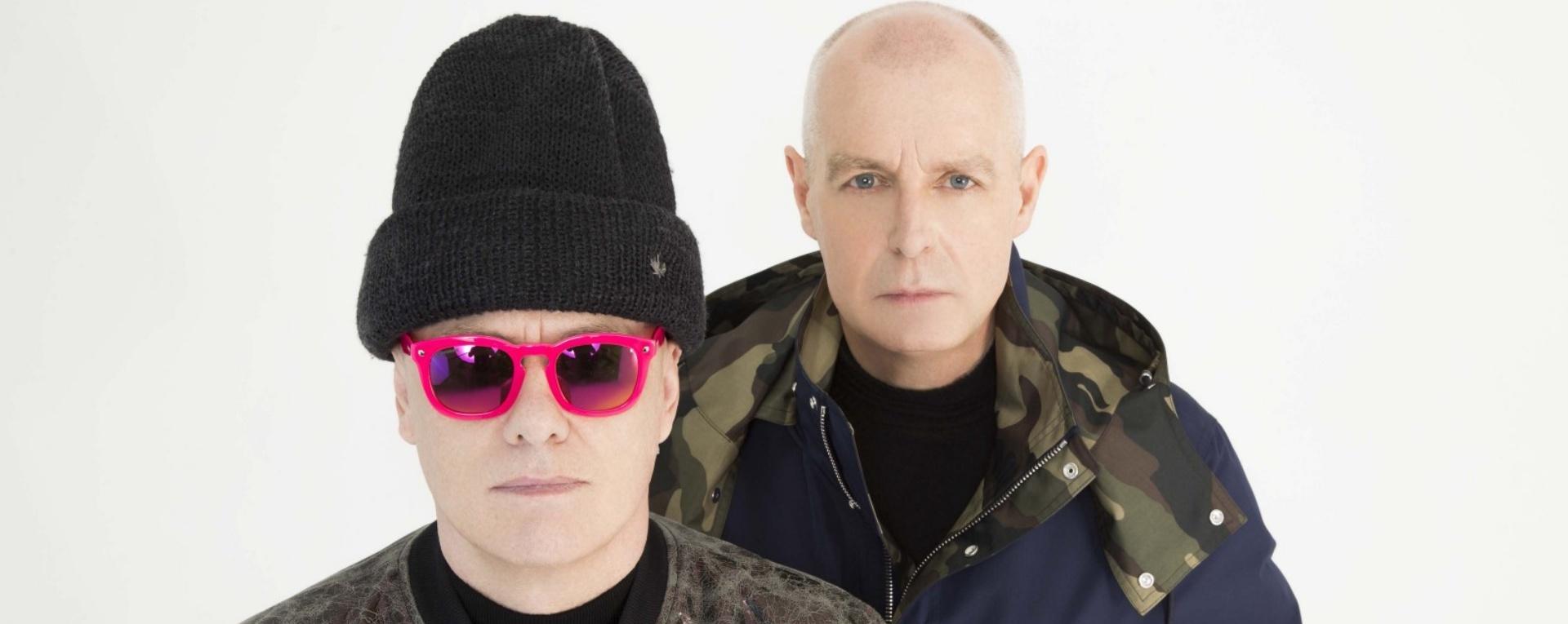 Pet Shop Boys The Super Tour 2019 Singapore