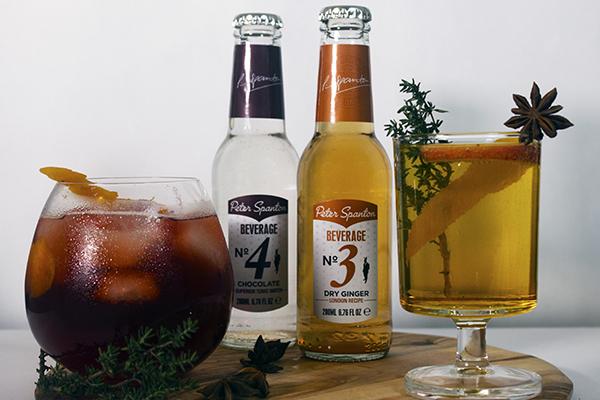 Peter Spanton drinks