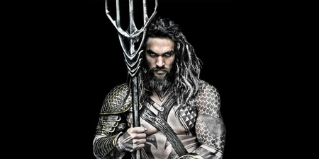 Jason Momoa reveals that his role in Aquaman was inspired by Tool and Metallica