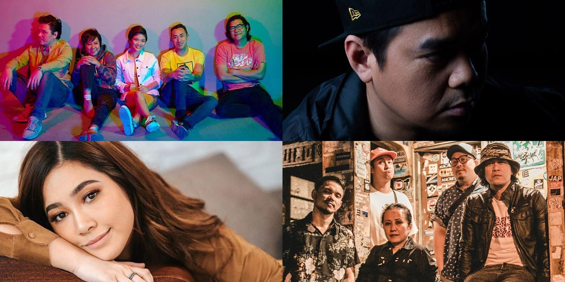 Imago, Sandwich, Gloc-9, Moira Dela Torre, and more release new music – listen