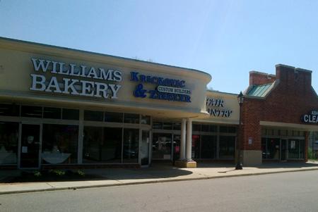 Williams Bakery at Chamberlayne