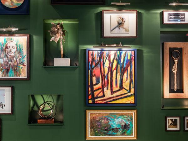 kerridge art gallery