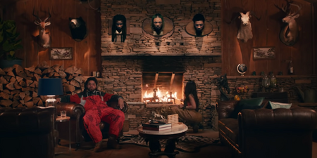 J. Cole releases fiery, politically charged music video for 'Middle Child' – watch
