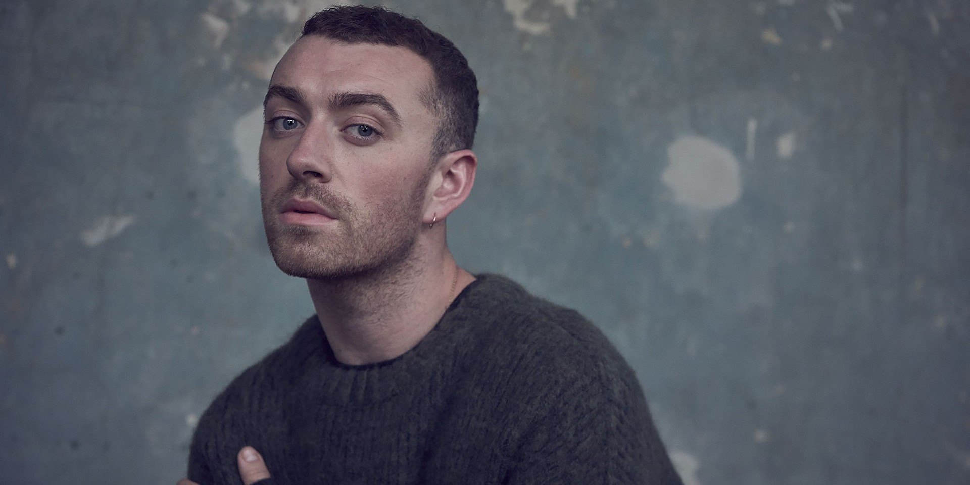 Sam Smith releases new track 'Fire on Fire' – listen