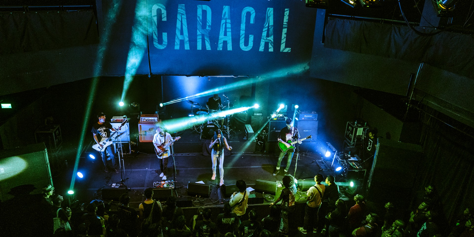 Caracal and friends put on a fantastic show at Daily Essentials – photo gallery