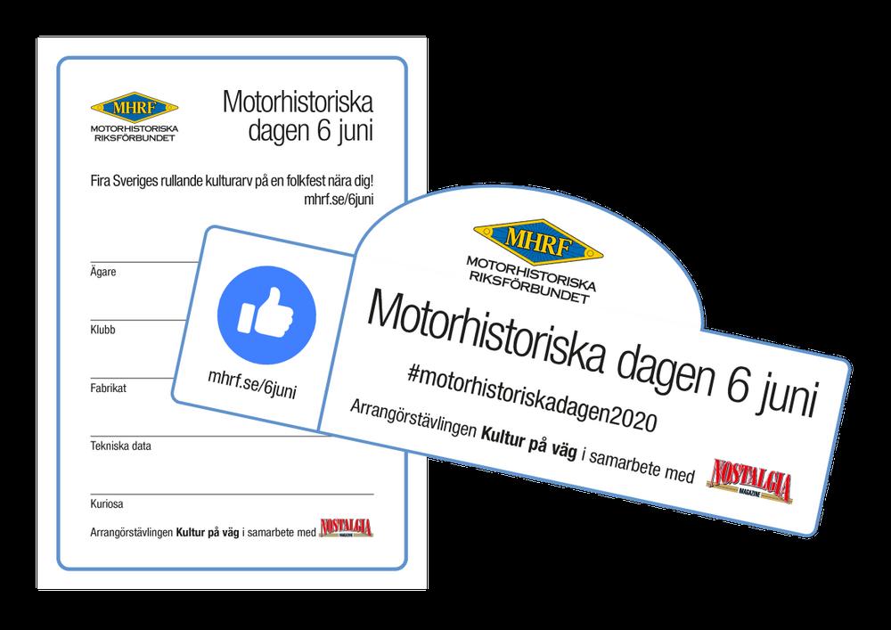 #motorhistoriskadagen2020