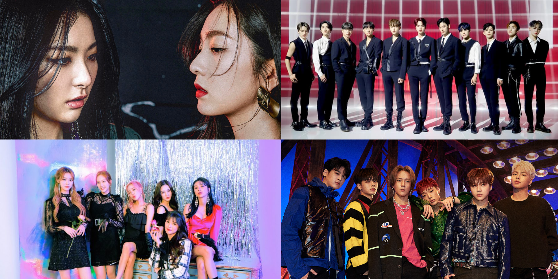 Red Velvet's Irene & Seulgi, MOMOLAND, iKON, The Boyz, and more to perform at 2020 Asia Song Festival