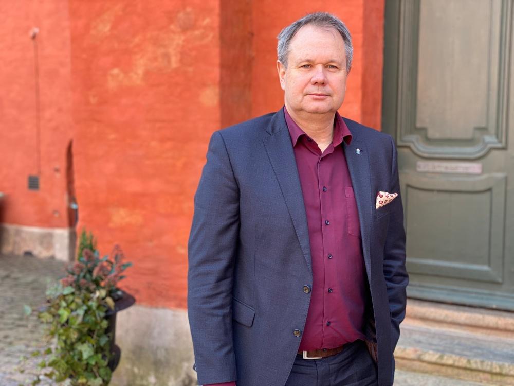 Landshövding Jörgen Peters