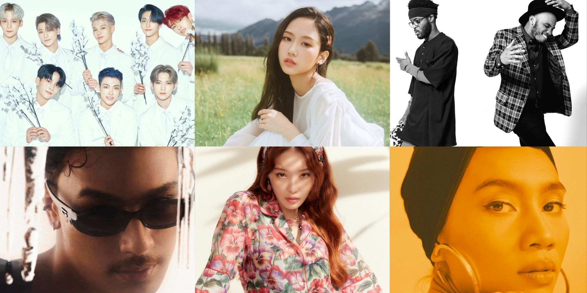 New live concert platform Eastern Standard Time to make debut with DOUBLE HAPPINESS Winter Festival – NxWorries, CHUNG HA, Seori, Jason Dhakal, Yuna, ATEEZ, and more on the lineup