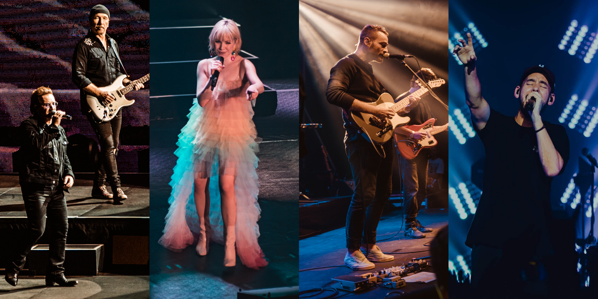 Best gigs of 2019 – U2, Carly Rae Jepsen, American Football, Mike Shinoda, and more