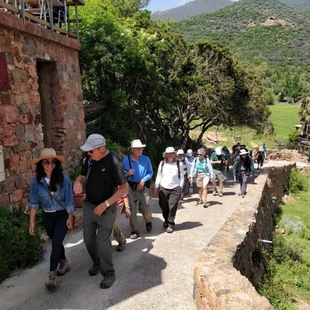 Corsica Grand Tour — Walking & Hiking Tour