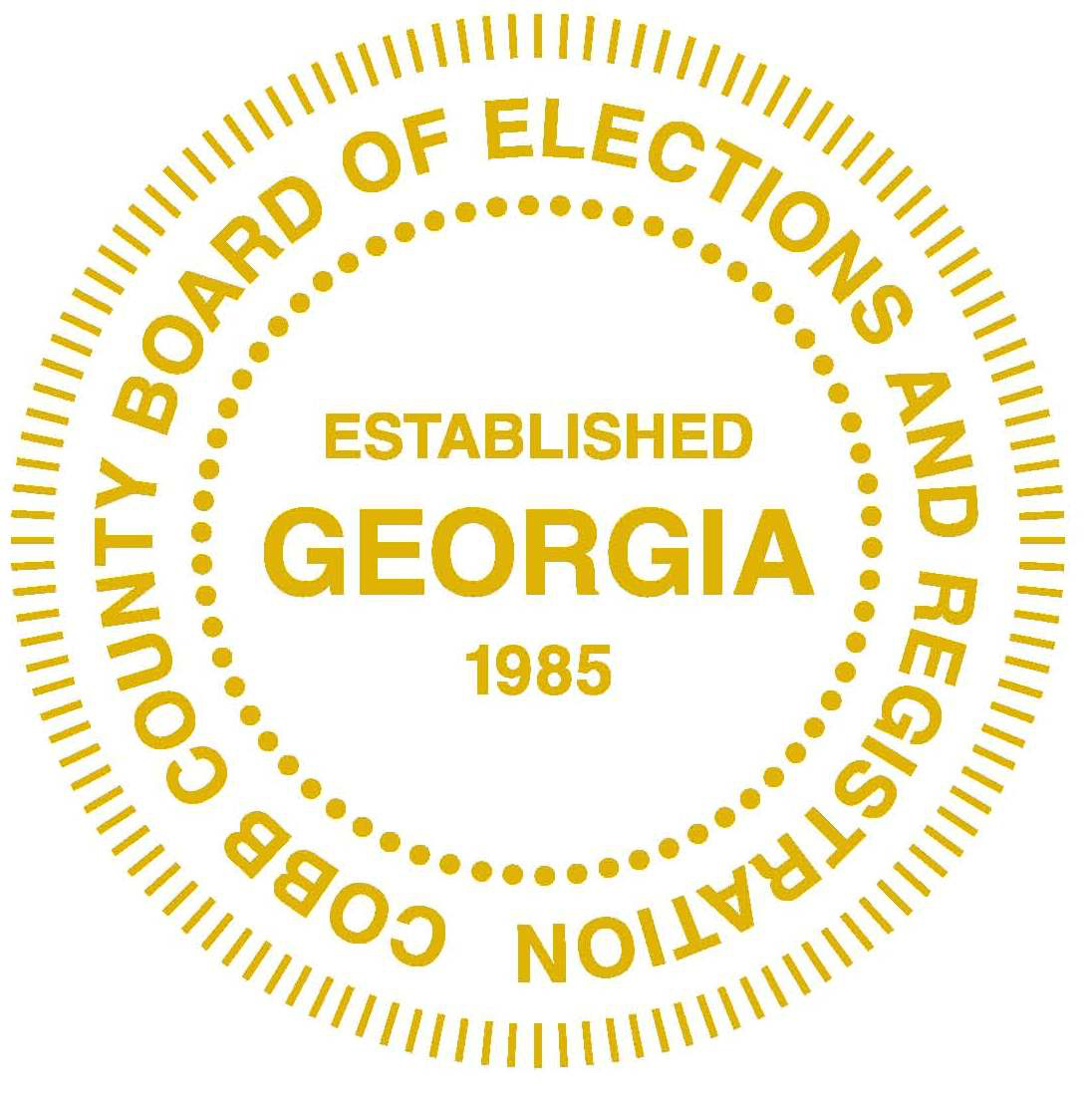 Cobb County Board of Elections & Registrations