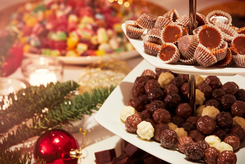 Julbord på Hotel Riverton i Göteborg