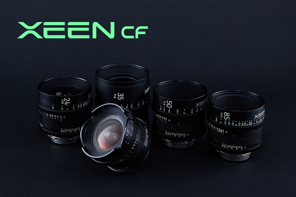 Seria Samyang XEEN CF uzupełniona o dwa nowe obiektywy.