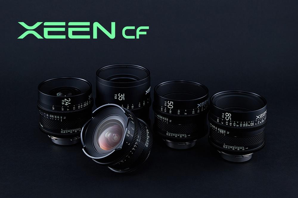 Två nya objektiv i Samyangs XEEN CF-serie
