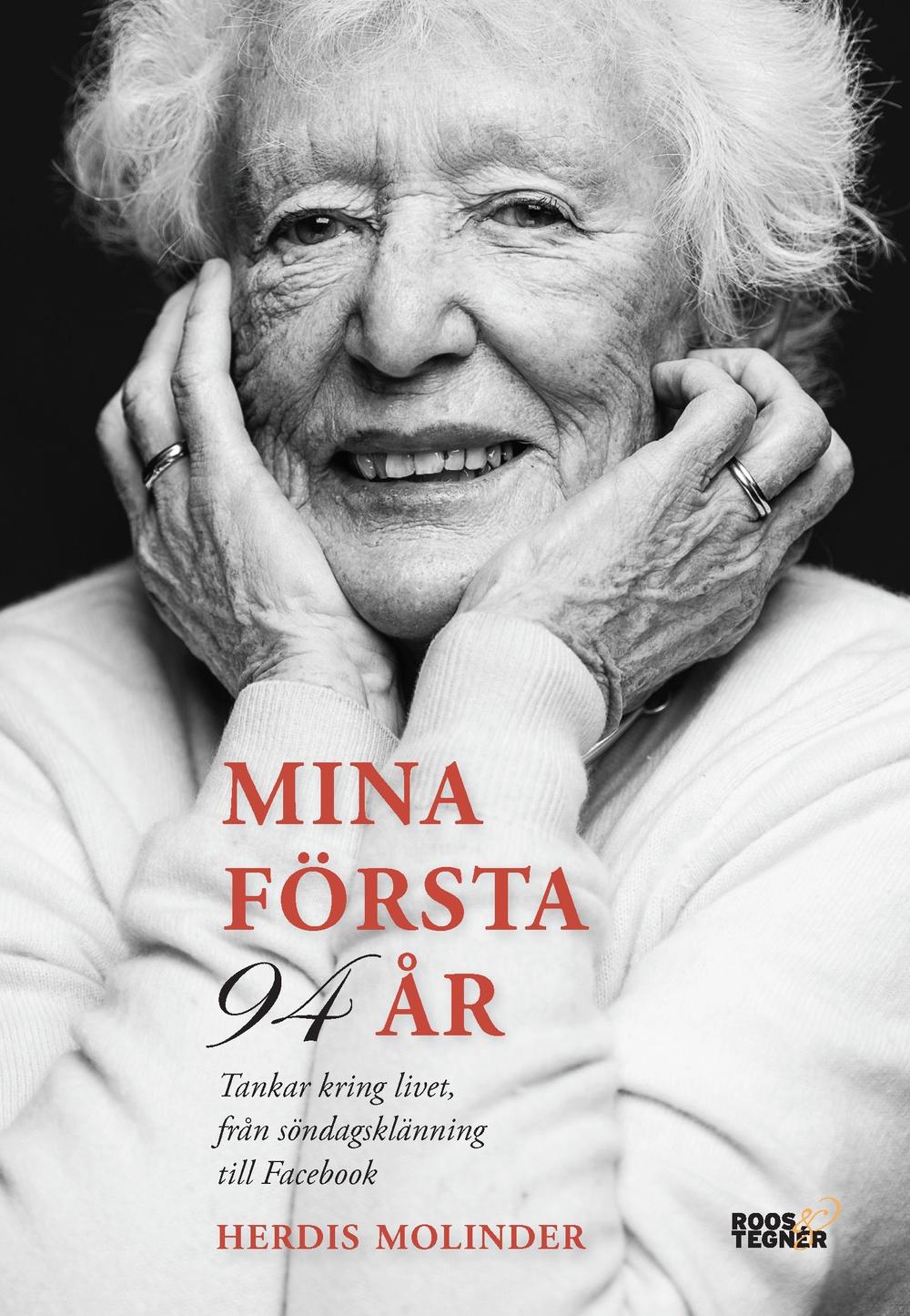 Bokomslag: Mina första 94 år