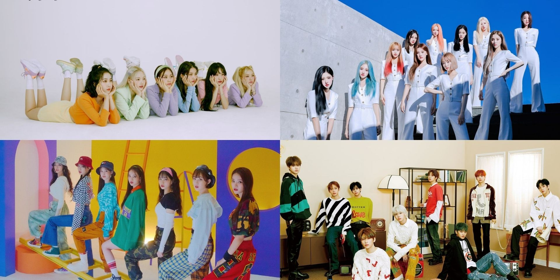 GFRIEND, LOONA, Weeekly, CRAVITY, and more to perform at '2021 Ontact G★KPOP Concert' this May