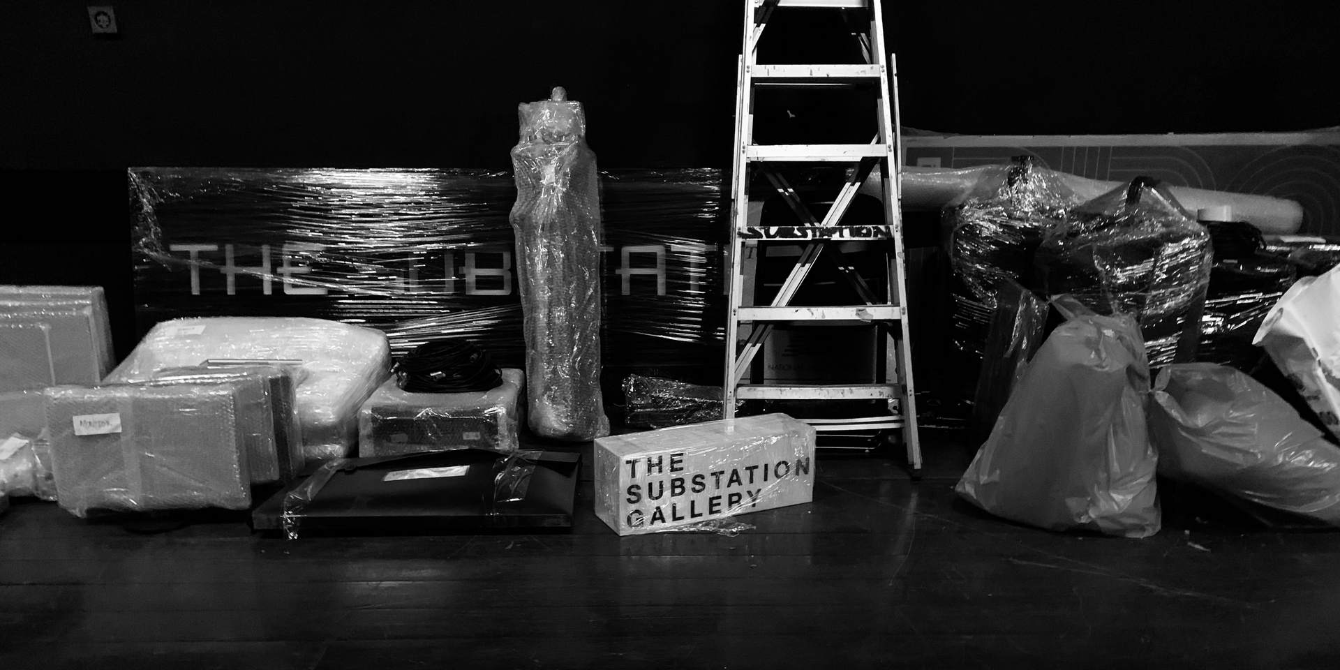 The Substation 1.0's final days as it moves out from 45 Armenian Street - photo gallery