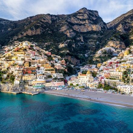 Walking the Amalfi Coast