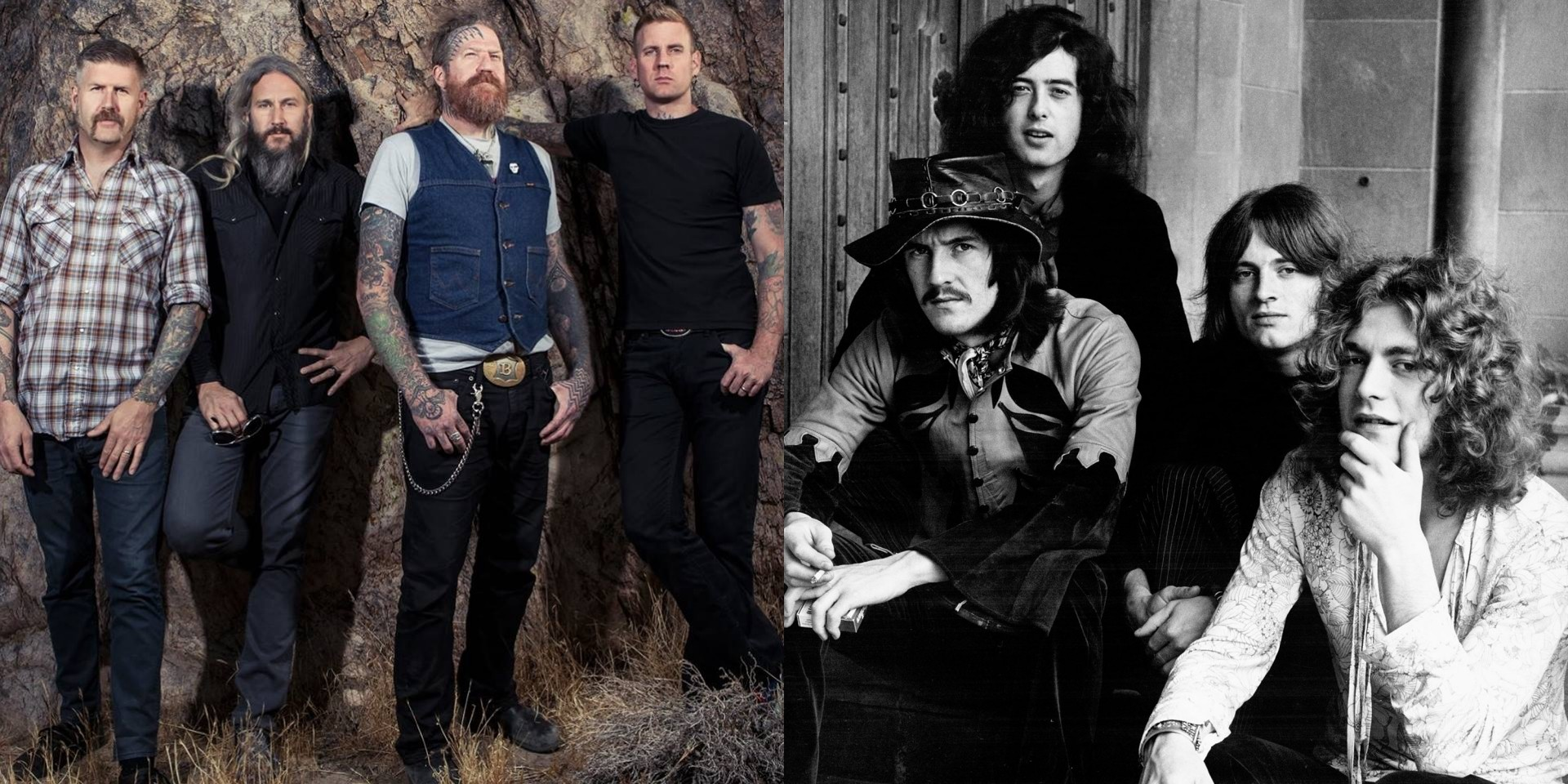 Mastodon covers Led Zeppelin's 'Stairway to Heaven' for Record Store Day, as tribute to late manager