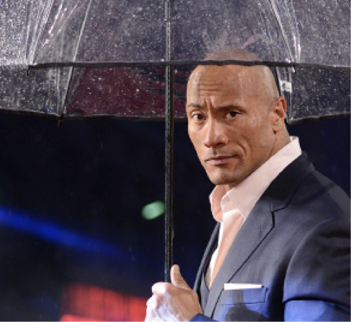 The Rock and Depression