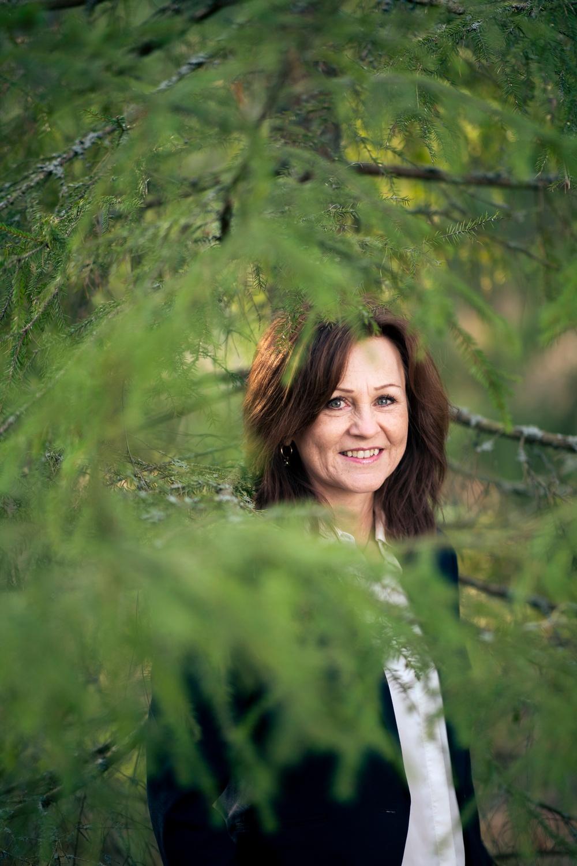 Maria Hollander, CEO at Paper Province. Photo: Solsta Foto