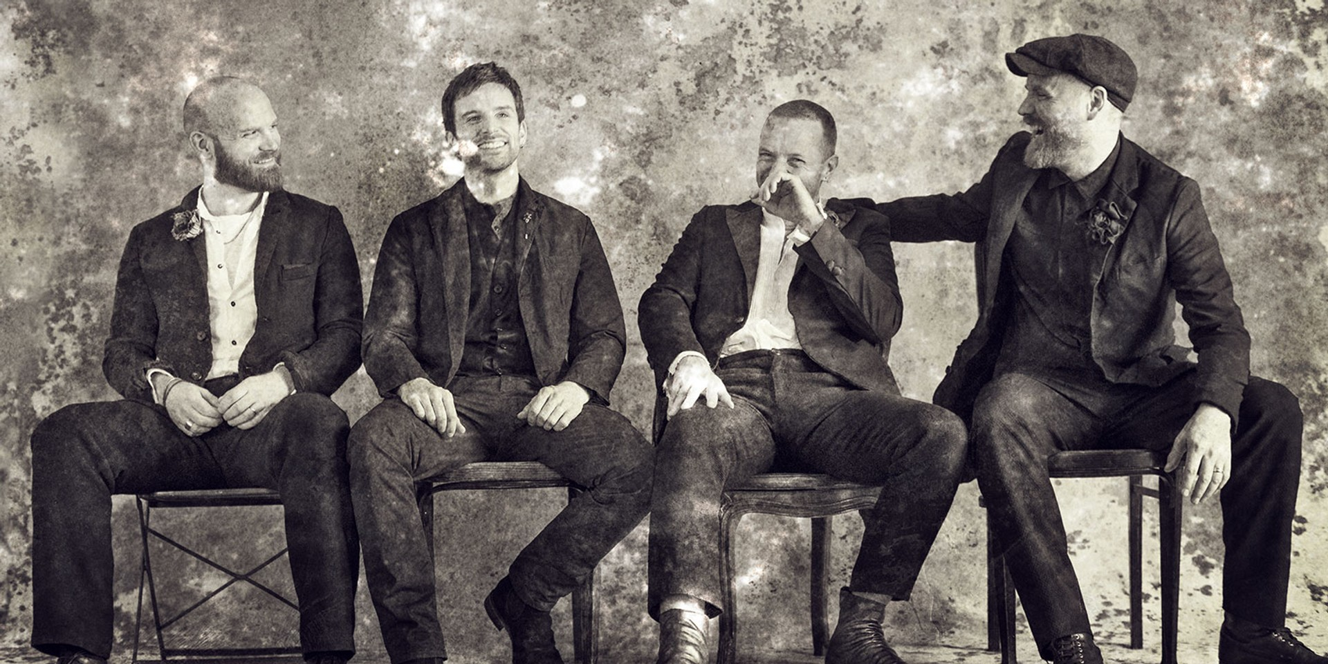 Coldplay has unveiled its new double album, Everyday Life
