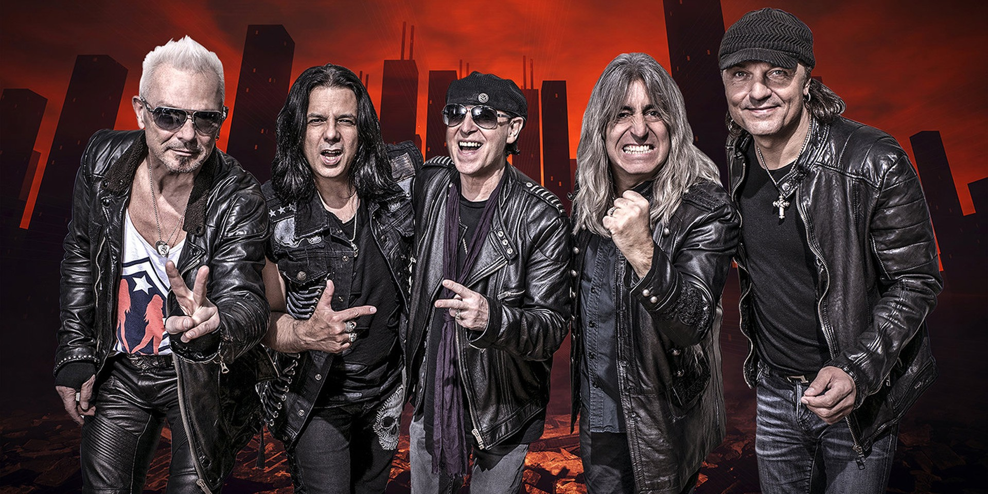 Scorpions to play one-night concert in Manila