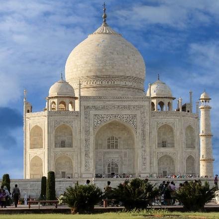 Bandhavgarh with Taj Mahal