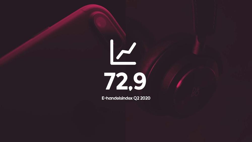 E-handelsindeks Q2 2020