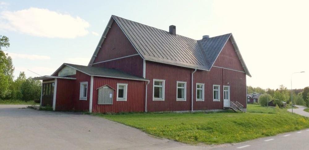 Enångers bygdegård. Foto: Marie Sandehult