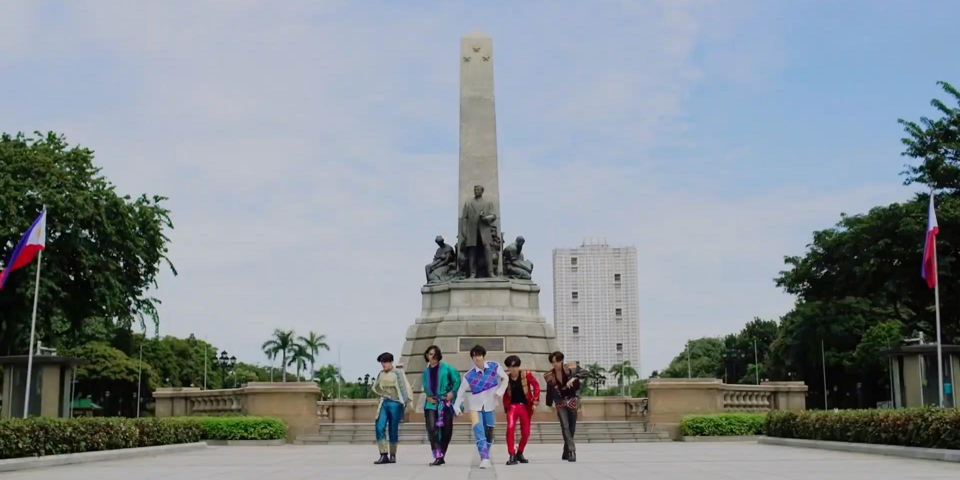 Watch SB19 take over Manila landmarks in PhilKor Festival 2020 performance