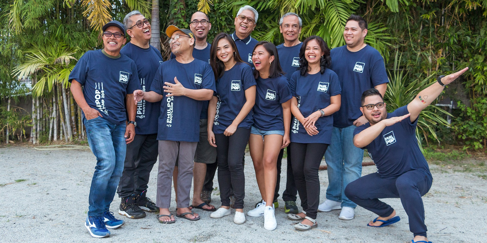 PhilPop Bootcamp kicks off with its first leg for 2019