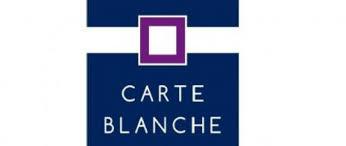 Logo de carte Blanche