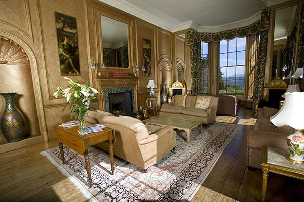 Ardanaiseig Ardan lounge