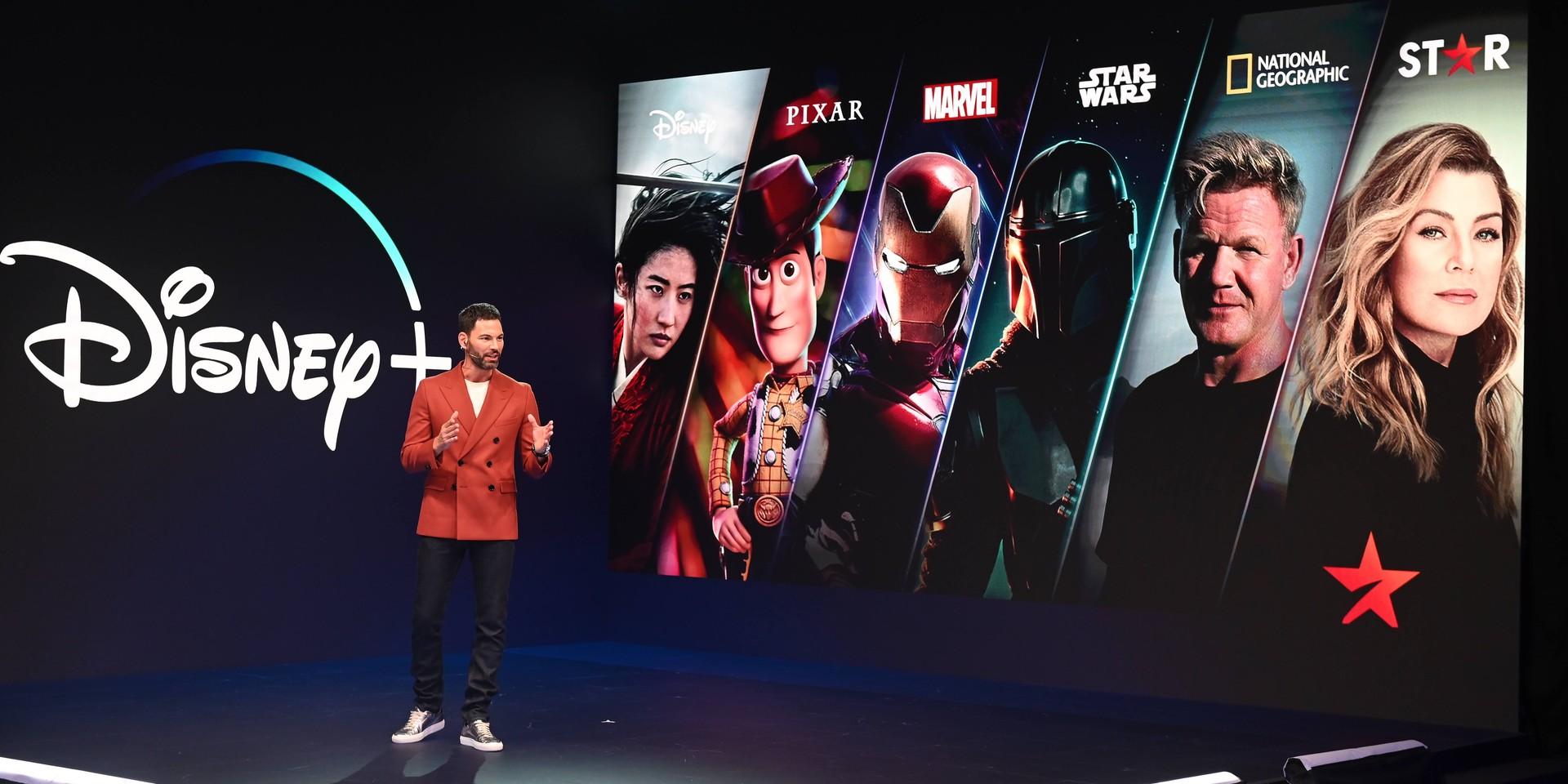 WandaVision, The Mandalorian, Loki, and more coming to Singapore on Disney+