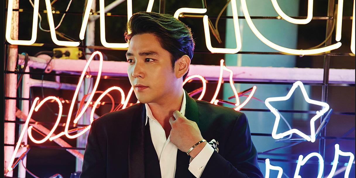 Kangin announces departure from Super Junior