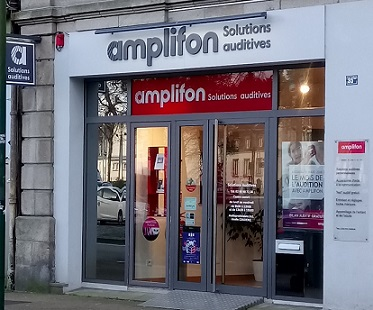 Photo du centre Amplifon de Quimper