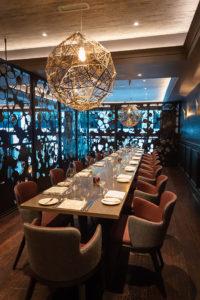 M Restaurant Threadneedle Street