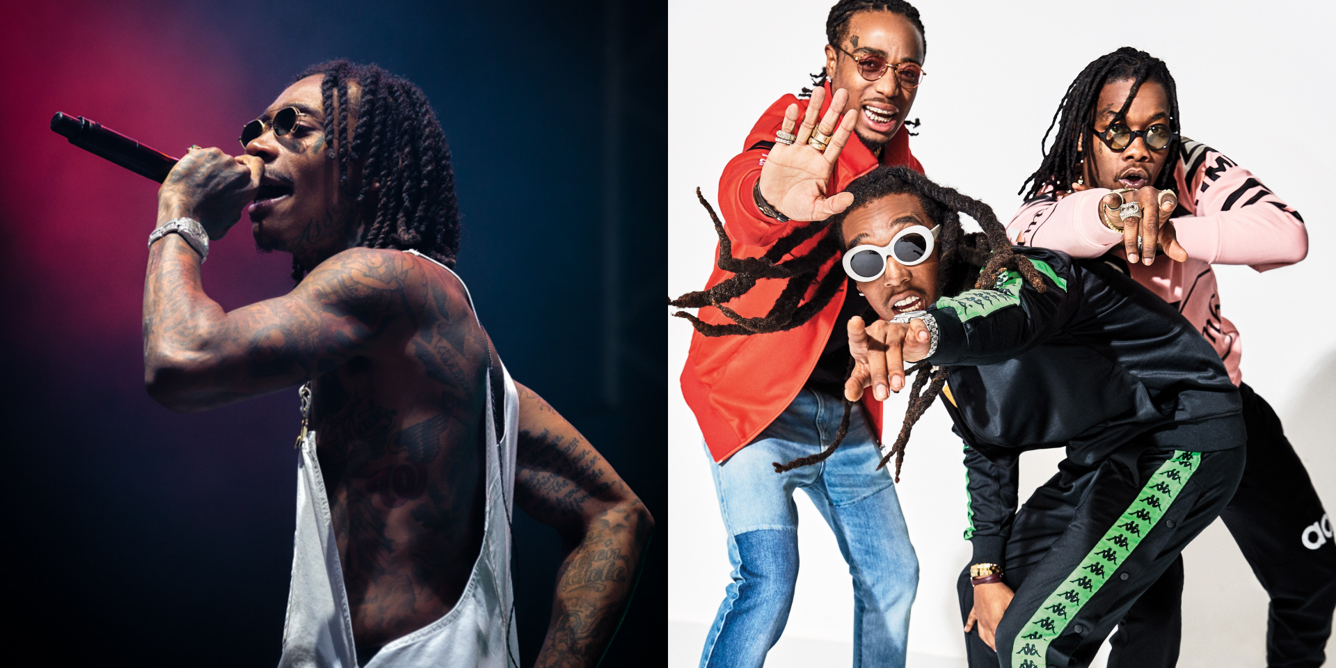 Rolling Loud Hong Kong line-up announced: Migos, Wiz Khalifa, and more