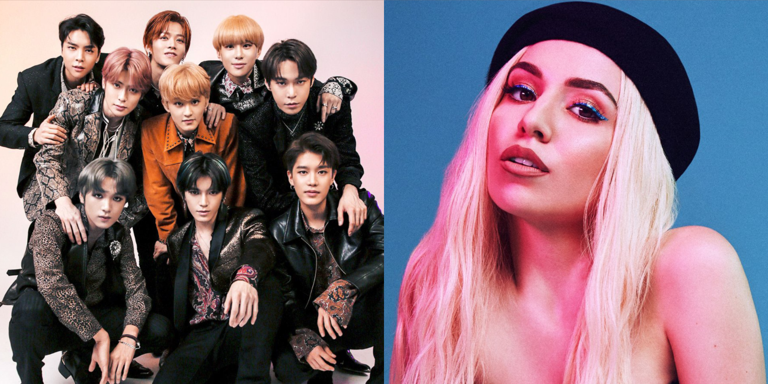 NCT 127 joins Ava Max for empowering 'So Am I' remix – listen |