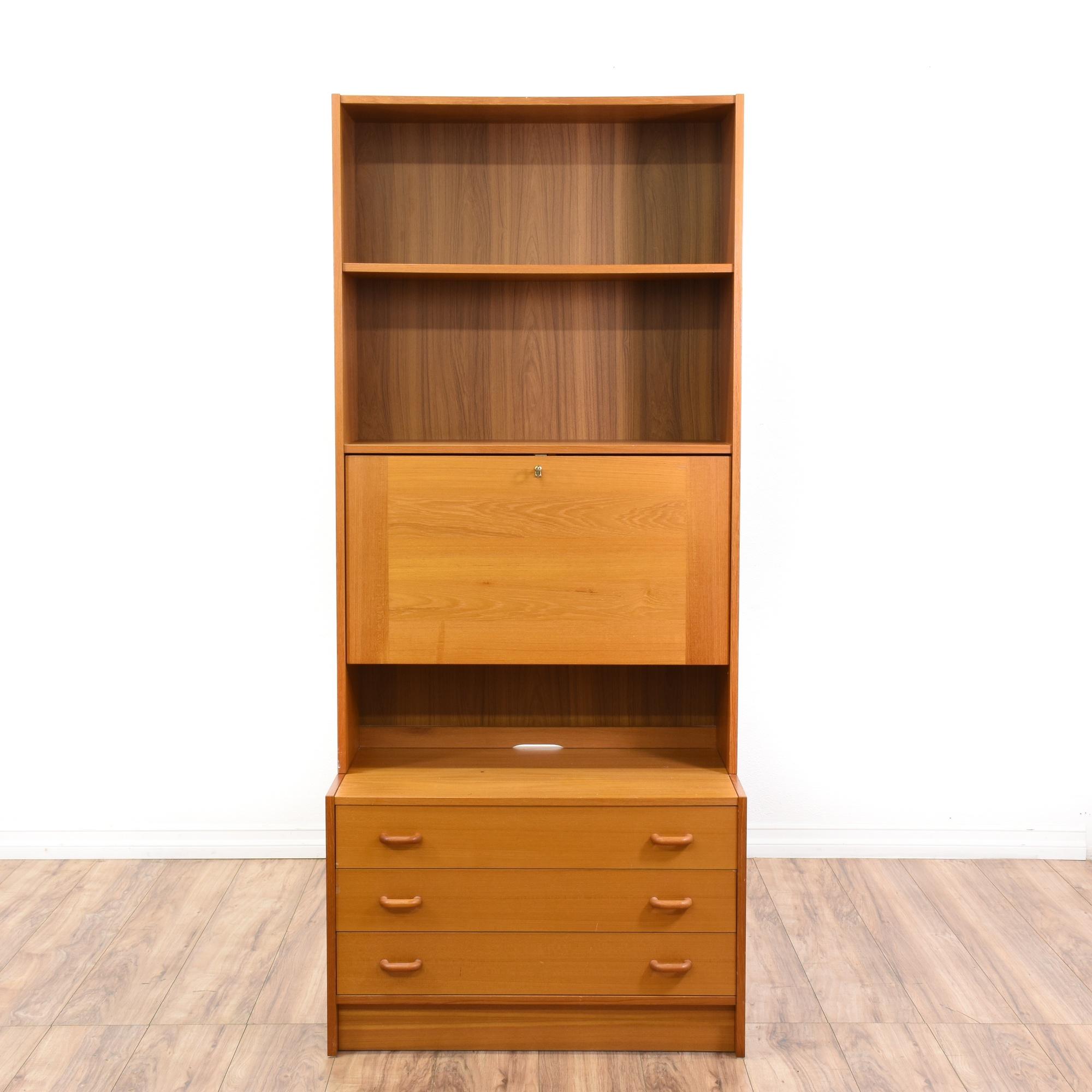 harmonic corner bookcase bookcases for modern vintage century champagne server heywood sale mid cabinet bookshelf wakefield danish