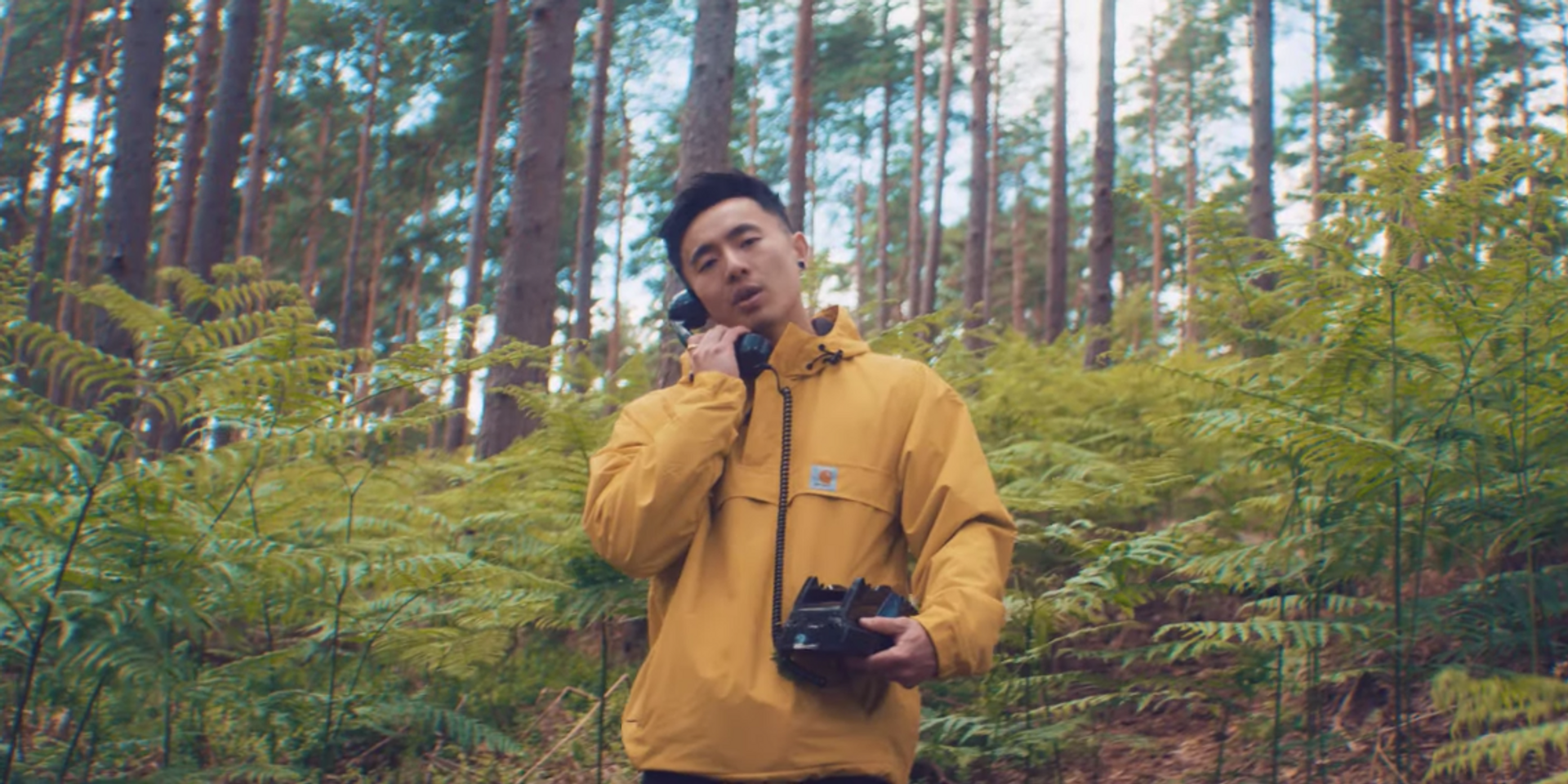 Lui Peng releases enchanting visuals for 'Just a Phone Call Away' – watch