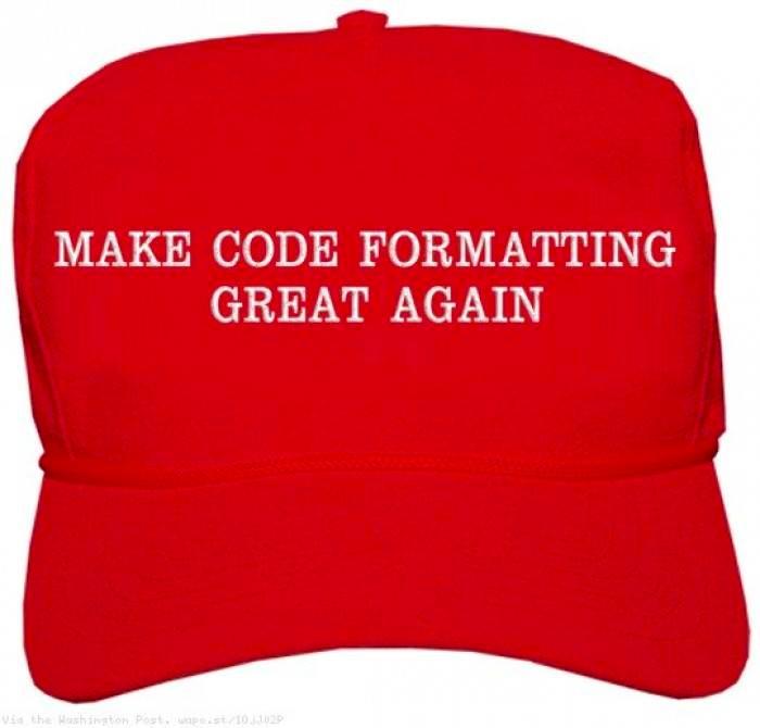 make-code-formatting-great-again