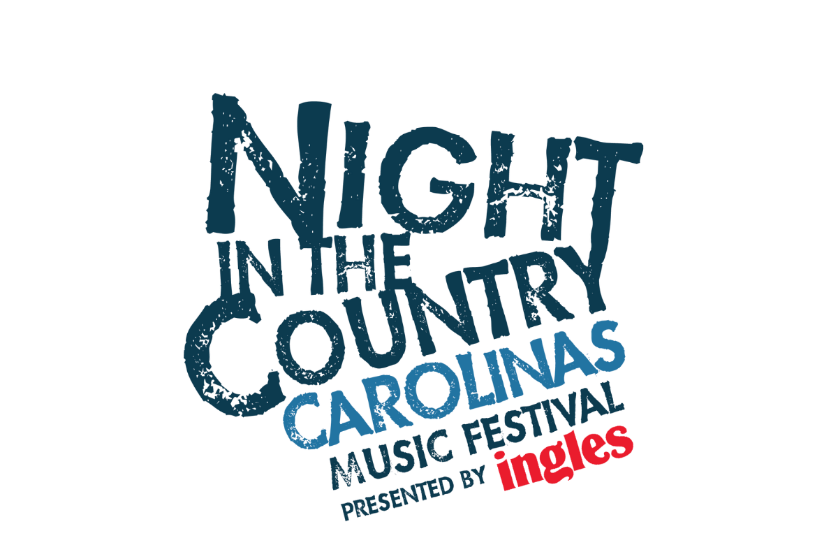 Night in the Country Carolinas logo