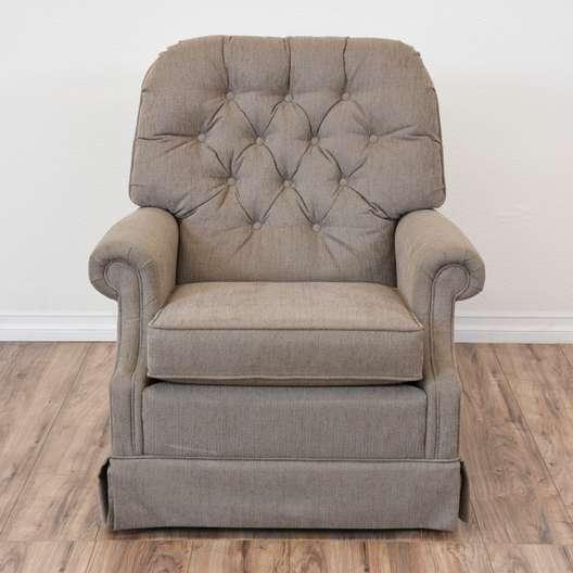 Papasan Chair Loveseat Vintage Furniture San Diego