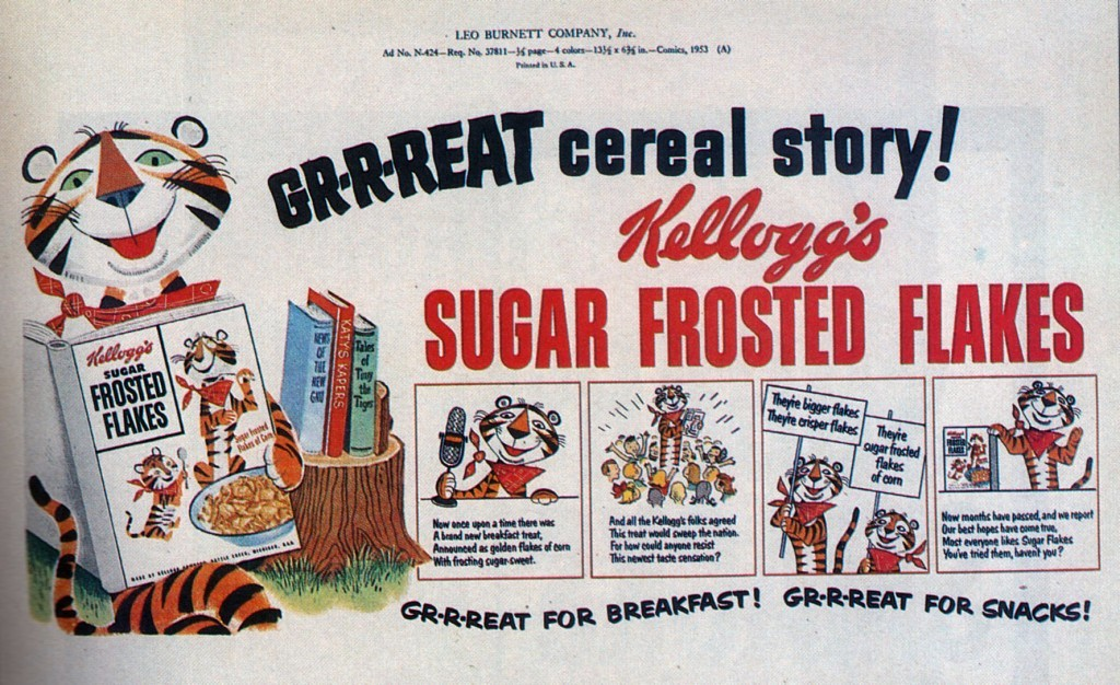 frosted flakes ad